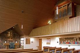 Innenansicht der St.-Marien-Kapelle in Schönberg - Copyright: Manfred Maronde