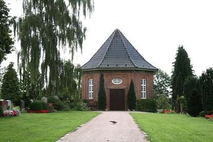 Friedhof Sandesneben - Copyright: Kirchenkreis Lübeck-Lauenburg